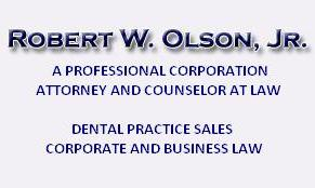 California dental practice sales attorney